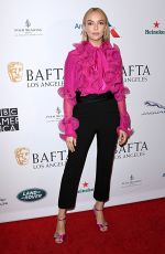 Jodie Comer At BAFTA Los Angeles Tea Party