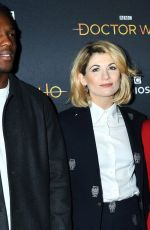 "Jodie Whittaker At the ""Doctor Who"" Screening & Panel"