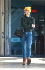 Julianne Hough Steps out to run errands in Studio City
