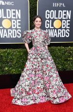 Kaitlyn Dever At 77th Annual Golden Globe Awards in Beverly Hills