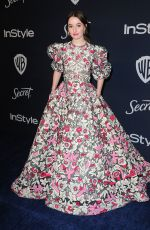 Kaitlyn Dever At The 2020 InStyle And Warner Bros. 77th Annual Golden Globe Awards Post-Party at The Beverly Hilton Hotel in Beverly Hills