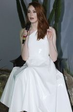 Karen Gillan Attended the Jumanji: The Next Level Photocall in Sao Paulo, Brazil