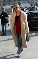Karlie Kloss Out in Paris France