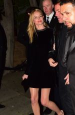 Kate Bosworth Seen at the YSL party in Los Angeles