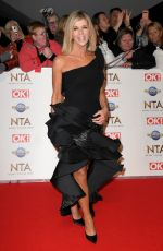 Kate Garraway At 25th National Television Awards, Arrivals, O2, London