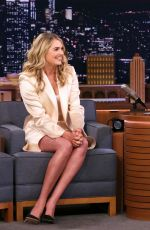 Kate Upton At The Tonight Show Starring Jimmy Fallon in NY
