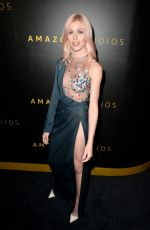 Katherine McNamara At Amazon Studios Golden Globes After Party in Beverly HIlls