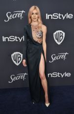 Katherine McNamara At InStyle And Warner Bros. 77th Annual Golden Globe Awards Post-Party