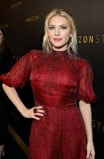 Katheryn Winnick At Amazon Studios Golden Globes After Party in Beverly Hills
