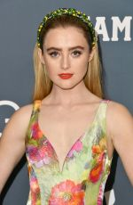 Kathryn Newton At 22nd Costumes Designers Guild Awards in Beverly Hills