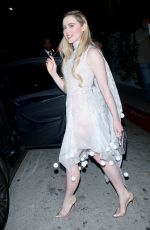 Kathryn Newton Outside Chateau Marmont in West Hollywood