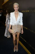 Katie Cassidy At Amazon Studios Golden Globes After Party in Beverly HIlls