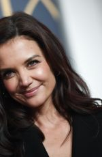 Katie Holmes At Marc Cain Fashion Show Fashion Week in Berlin