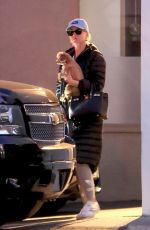 Katy Perry Leaves her office in West Hollywood