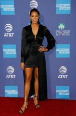 Kearran Giovanni At Palm Springs International Film Festival Awards Gala, Arrivals, Convention Center, Palm Springs