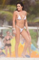 Kelsie Jean Smeby At a Beach in Tulum