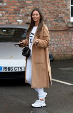 Kendall Rae Knight Out Shopping in Cheshire
