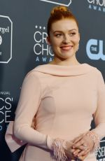Kennedy McMann At 25th Annual Critics choice awards