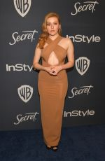 Kennedy McMann At the 21st Annual Warner Bros. And InStyle Golden Globe After Party in Los Angeles
