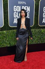 Kerry Washington At 77th Annual Golden Globe Awards in Beverly Hills