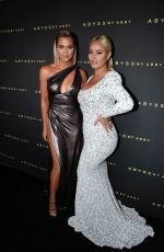 Khloe Kardashian At Abyss By Abby - Arabian Nights Collection Launch Party in Los Angeles