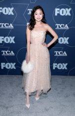 Krista Marie Yu At FOX Winter TCA All Star Party in Pasadena