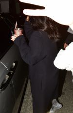 Kylie Jenner Rings in the New Year alongside friends with dinner in Santa Monica