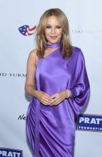 Kylie Minogue At American Australian Arts Awards in NYC