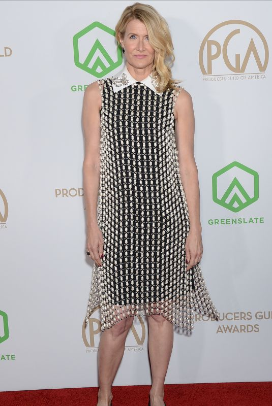 Laura Dern At 31st Annual Producers Guild Awards at Hollywood Palladium in Los Angeles