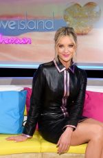 Laura Whitmore At Love Island: Aftersun Series 6 Photocall in London