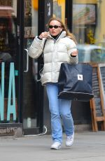 Lily Rose Depp Steps Out in New York City
