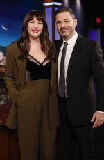 Liv Tyler At Jimmy Kimmel Live! in Los Angeles