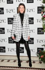 Lizzie Tisch At Town & Country Jewelry Awards, New York