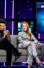 Madelaine Petsch At A Little Late with Lilly Singh