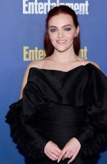 Madeline Brewer At Entertainment Weekly Celebrates Screen Actors Guild Award Nominees at Chateau Marmont in Los Angeles