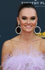 Madeline Carroll At 28th Annual Movieguide Awards Gala at Avalon Theater in Los Angeles