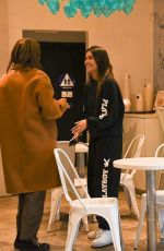 Madison Beer At Go Greek in Beverly Hills