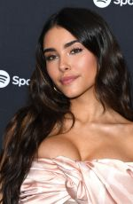 Madison Beer At Spotify Best New Artist 2020 Party at The Lot Studios in West Hollywood