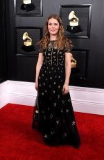 Maggie Rogers Attends the 62nd Annual GRAMMY Awards at Staples Center in Los Angeles