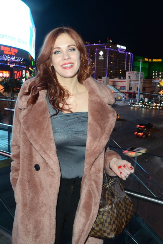 Maitland Ward Arrives at the Fleshlight / Playboy party at the AVN Expo, Cosmopolitan Hotel, Las Vegas