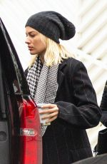 Margot Robbie Out in Los Angeles