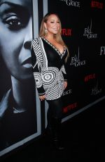 Mariah Carey At Netflix Premiere for Tyler Perry