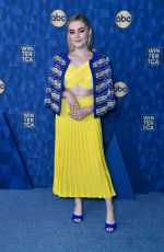Meg Donnelly At ABC Television