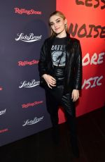 Meg Donnelly At Less Noise, More Music! Lucky Brand presents Third Eye Blind + Special Guest in LA