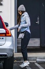 Megan Fox Seen out with the family for dinner in Los Angeles