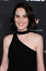 Michelle Dockery At G