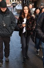 Mila Kunis Out in Park City