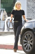 Miley Cyrus Out and about in Los Feliz