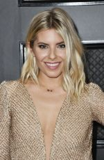 Mollie King At 62nd Annual Grammy Awards in Los Angeles