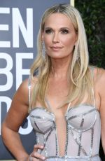 Molly Sims At 77th Annual Golden Globe Awards in Beverly Hills